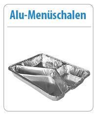 Alu Schalen