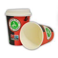 SPARSET -1000 Stk.  Coffee to Go Becher 300ml + Deckel