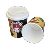 SPARSET -1000 Stk.  Coffee to Go Becher 400ml + Deckel